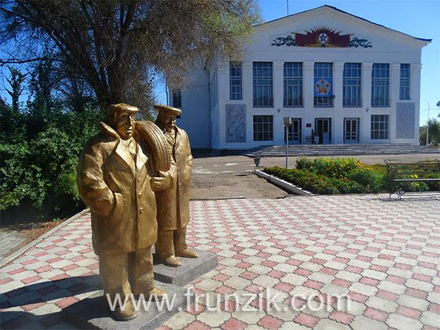 казахстан приозерск фото